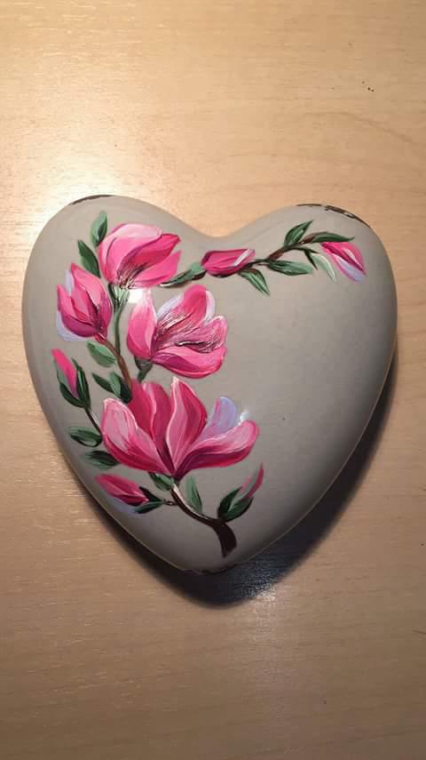 beschilderde hartjes